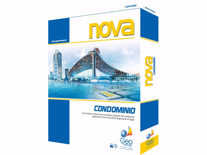 Joint ownership, tables of joint ownership, property tax NOVA CONDOMINIO by GEO NETWORK