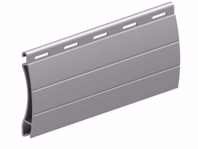 Extruded aluminium roller shutter NOVA S37 by HELLA