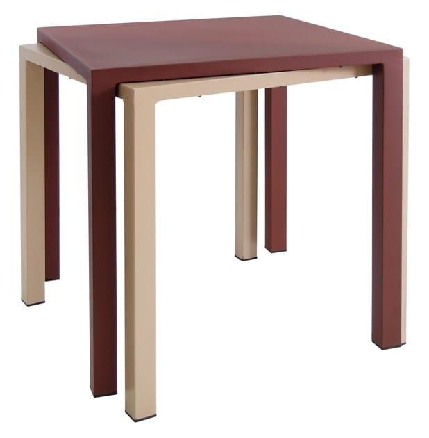 nova tisch by emu design aldo ciabatti. Black Bedroom Furniture Sets. Home Design Ideas