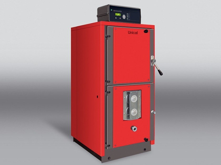 Wood-burning Class A boiler NOVAIREX by Unical AG