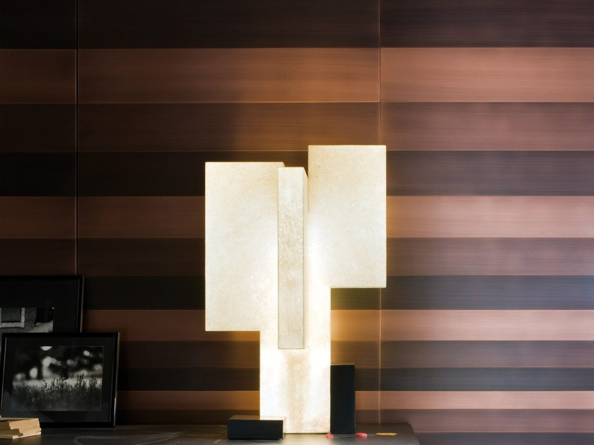 LED table lamp NOVECENTOTRENTA by Laurameroni