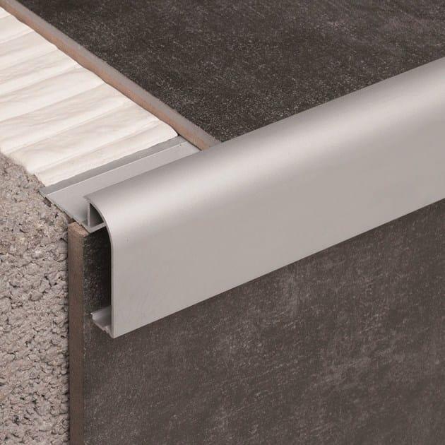 Profilo paraspigolo in alluminio NOVOENCIMERA by EMAC Italia