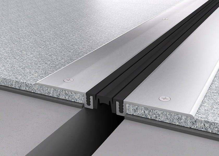 Aluminium Flooring joint NOVOJUNTA PRO® BASIC SP   Aluminium Flooring joint by EMAC Italia