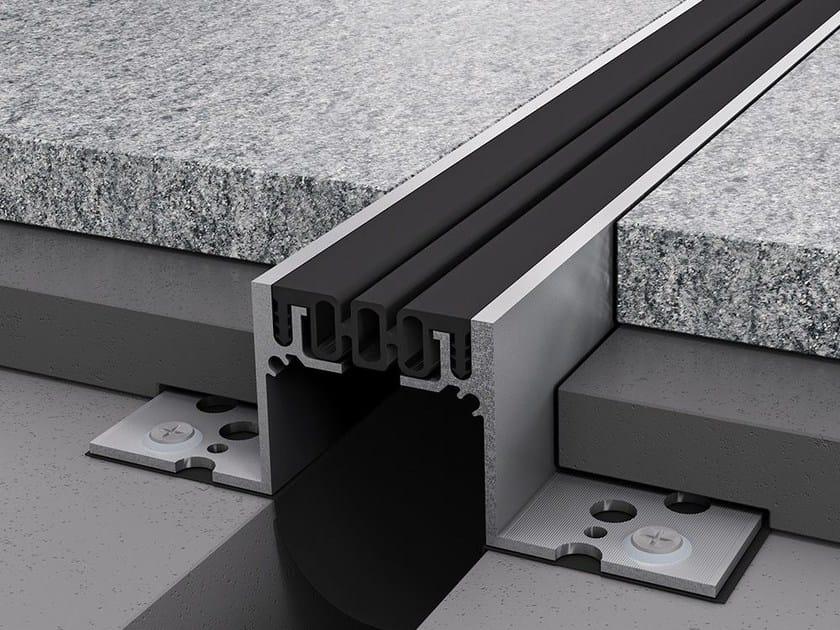 Aluminium Flooring joint NOVOJUNTA®  PRO L50 by EMAC Italia
