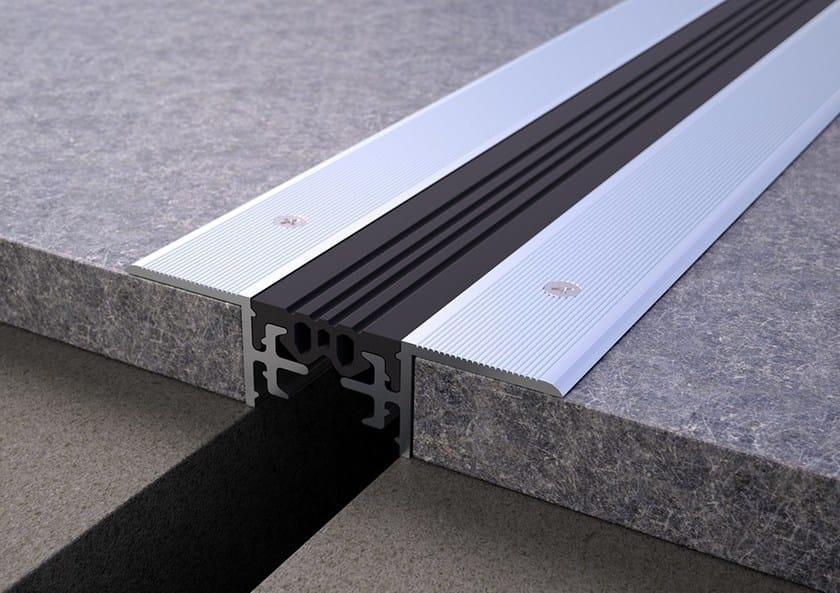 Aluminium Flooring joint NOVOJUNTA PRO® NON SLIP | Aluminium Flooring joint by EMAC Italia