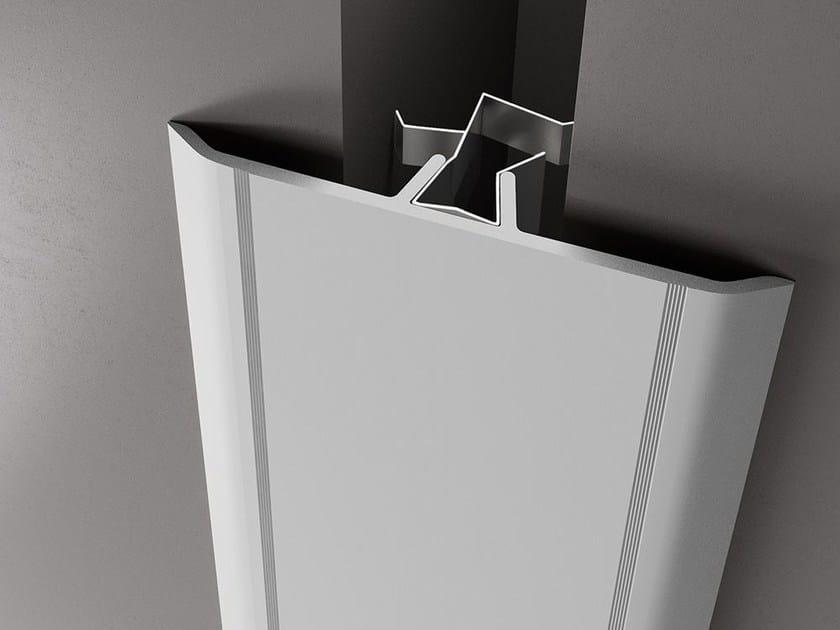 Aluminium Flooring joint NOVOTAPAJUNTAS NDA ALUMINUM by EMAC Italia