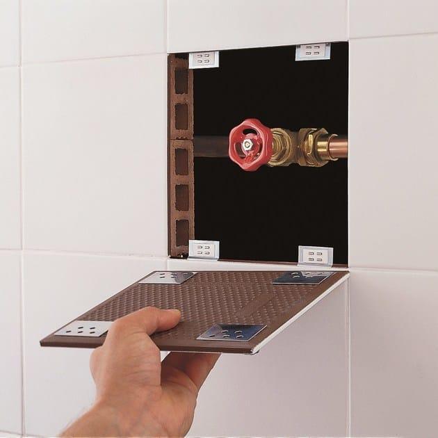 Door panel NOVOTRAP® | Door panel by EMAC Italia