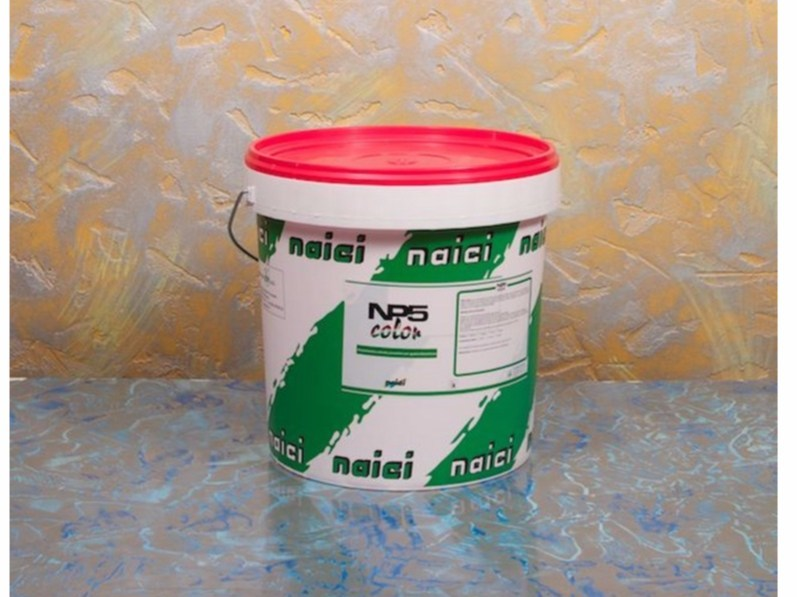 Anti-radiation reflective paint NP5 COLOR by NAICI ITALIA