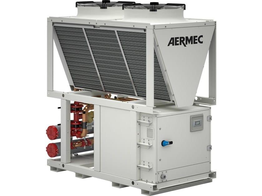 Refrigerador de água / Refrigerador de ar NRV by AERMEC