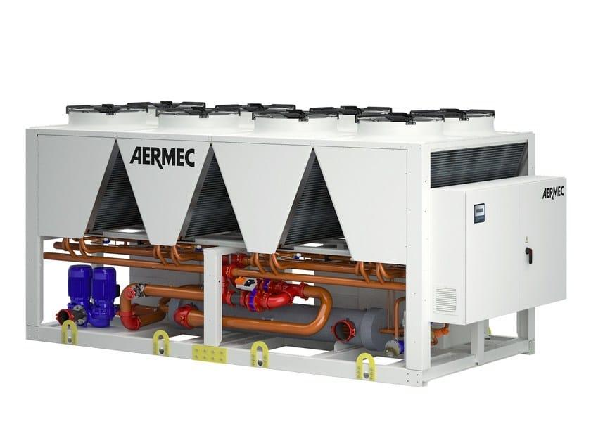 Water refrigeration unit / AIr refrigeration unit NSM Freecooling by AERMEC