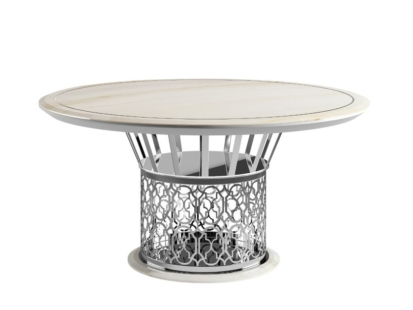 Round dining table NUAGE | Round table by Capital Collection