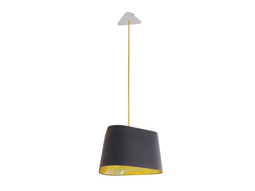 Fabric pendant lamp NUAGE | Pendant lamp by designheure
