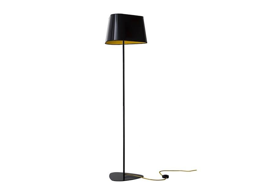 Fabric floor lamp NUAGE | Floor lamp by designheure
