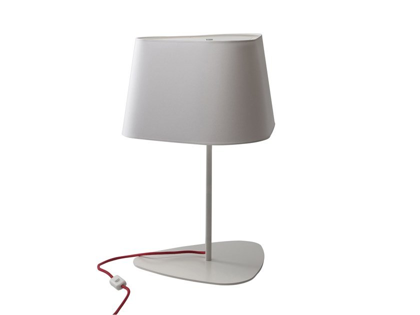 Fabric table lamp NUAGE | Table lamp by designheure