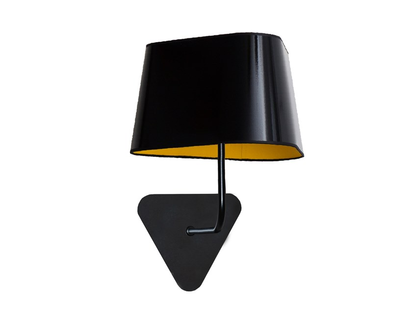 LED wall light with fixed arm NUAGE SMALL | Wall light with fixed arm by designheure