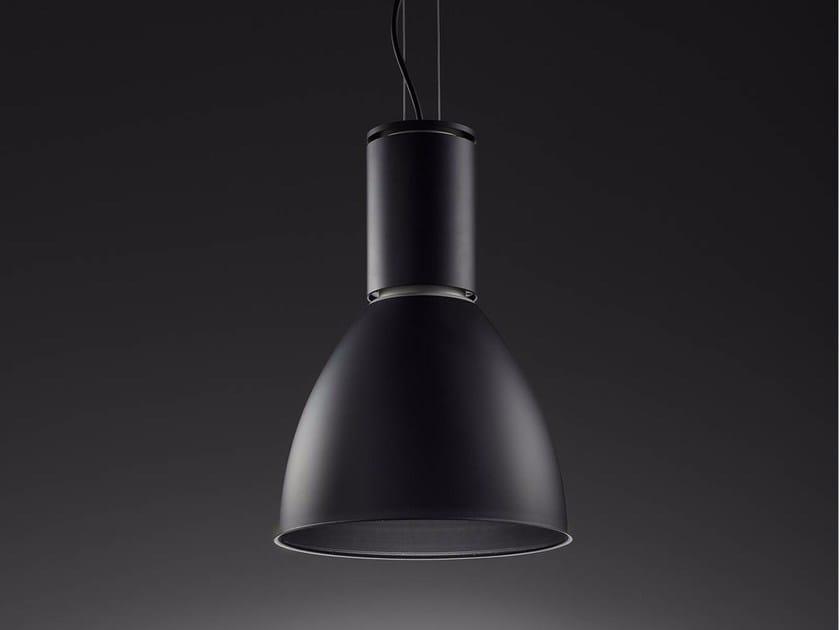 Lampada a sospensione a LED a luce diretta in alluminio NUBES by PURALUCE