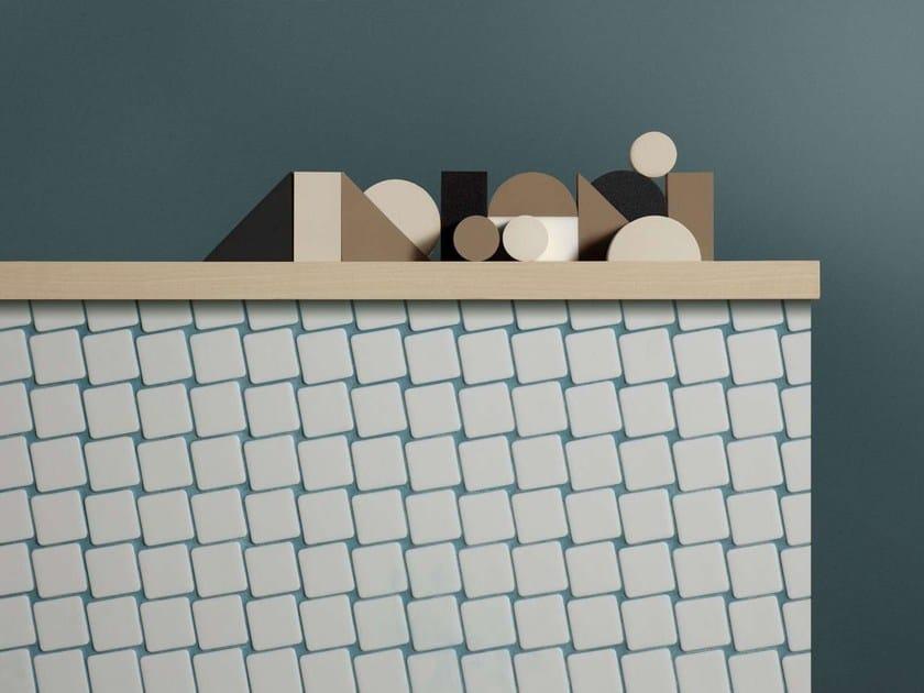 Ceramic mosaic NUC by Harmony