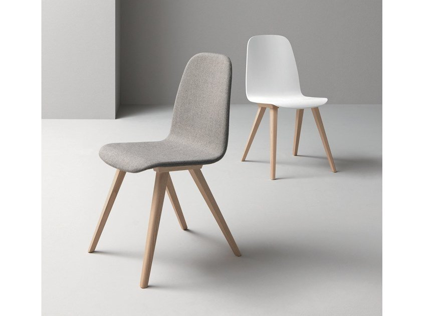 Fabric chair NUCLEO | Chair by Martex