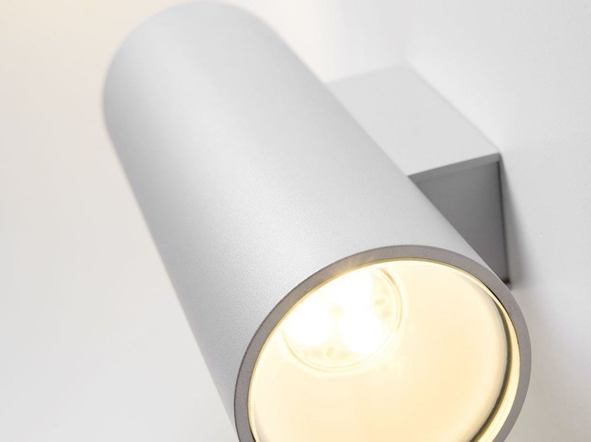 Outdoor LED wall lamp NUDE | Wall lamp by Modular Lighting Instruments