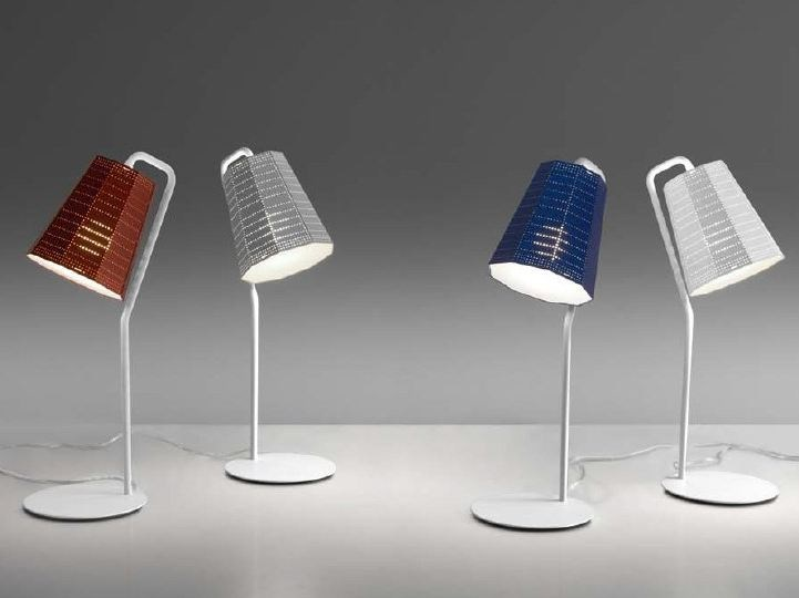 LED direct light table lamp NULL VECTOR by Artemide
