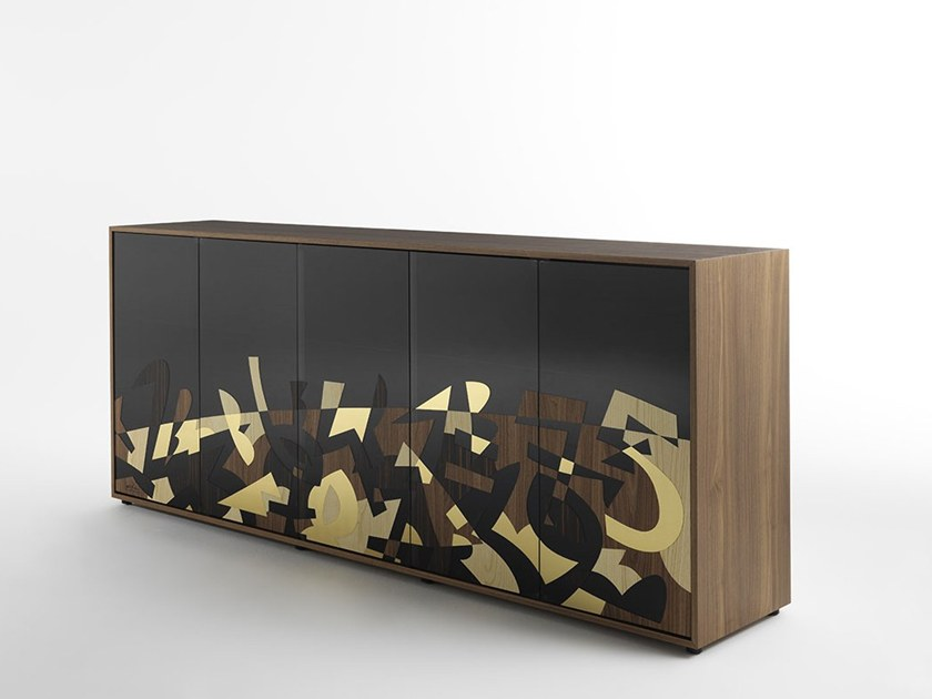 Sideboard with doors NUMBERS by Casamania & Horm