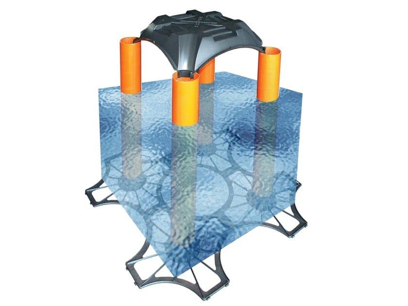 Vasca, cisterna e serbatoio per opera idraulica NEW ELEVETOR ® TANK by Geoplast
