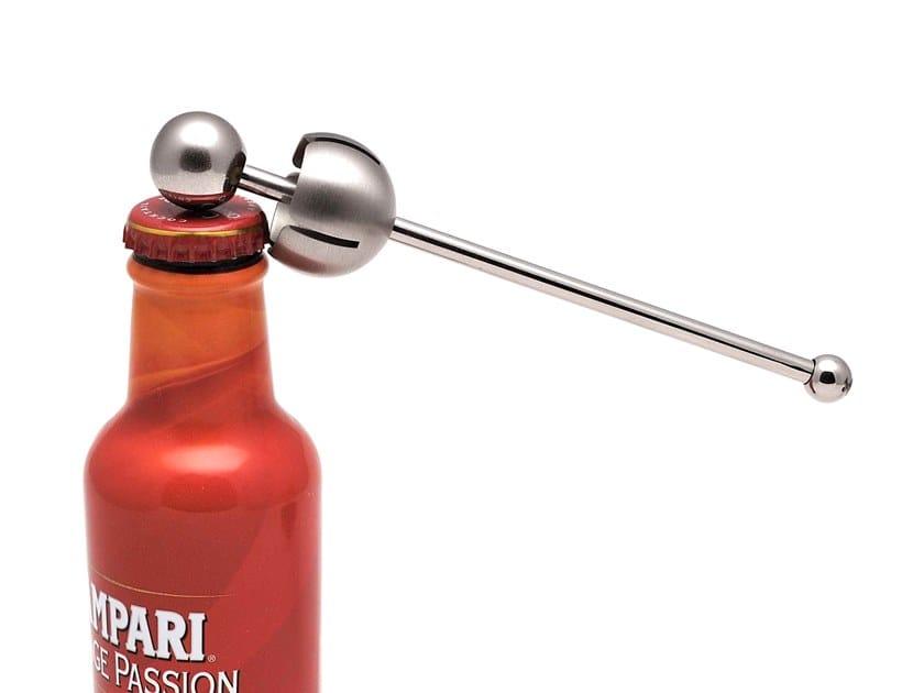 Stainless steel bottle opener NUPHAR by FZB