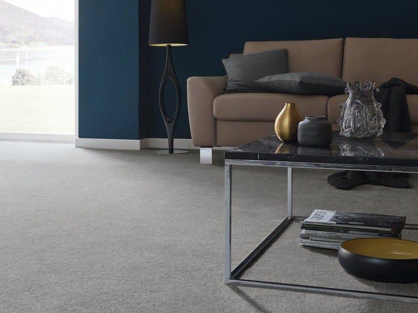 Solid-color carpeting NUTRIA COMFORT by Vorwerk Teppichwerke