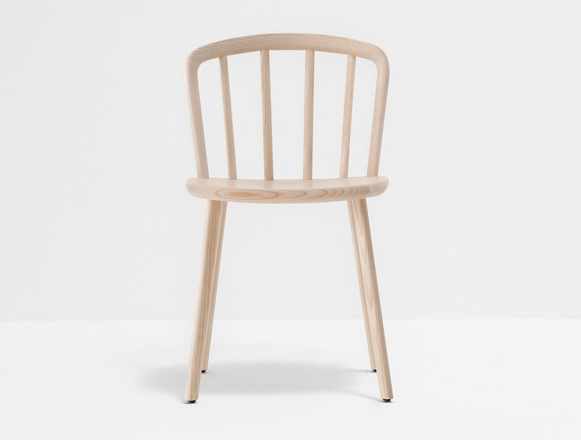 Ash chair NYM 2830 by PEDRALI