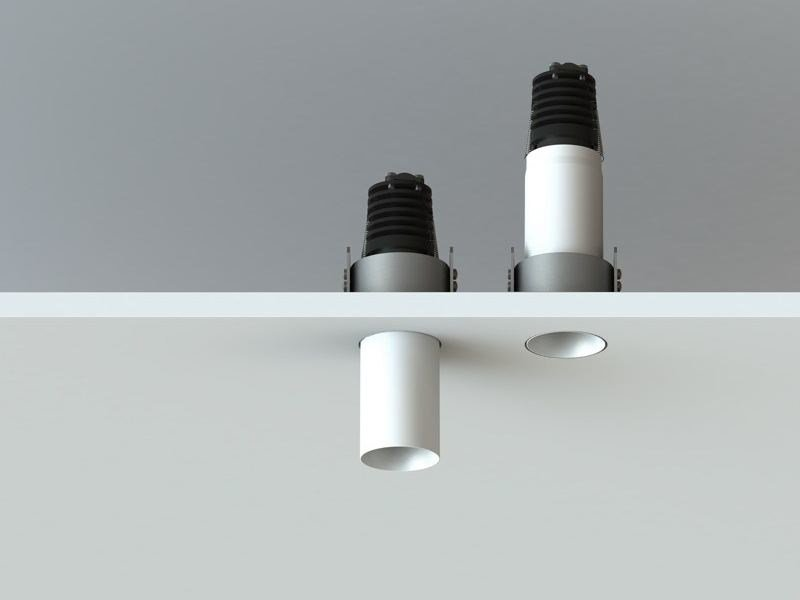 Spot redondo embutido NYX TUBE by LUCIFERO'S