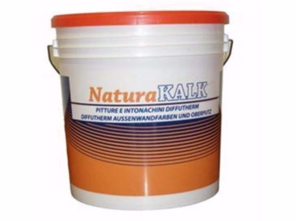 Base coat and impregnating compound for paint and varnish NaturaKALK-FILLER by Naturalia BAU