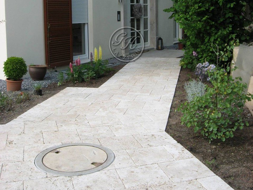 Natural stone garden paths Natural stone garden paths 1 by GH LAZZERINI