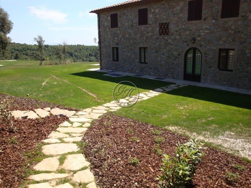 Camminamento in pietra naturale camminamento in pietra naturale 6 gh lazzerini - Camminamento pietra giardino ...