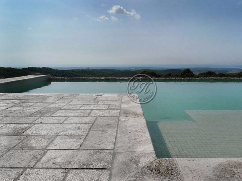 Natural stone outdoor floor tiles Natural stone outdoor floor tiles by GH LAZZERINI