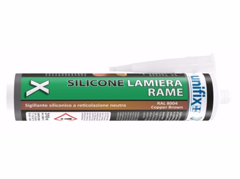 Neutral Silicone for metal sheets Neutral Silicone for metal sheets by Unifix SWG