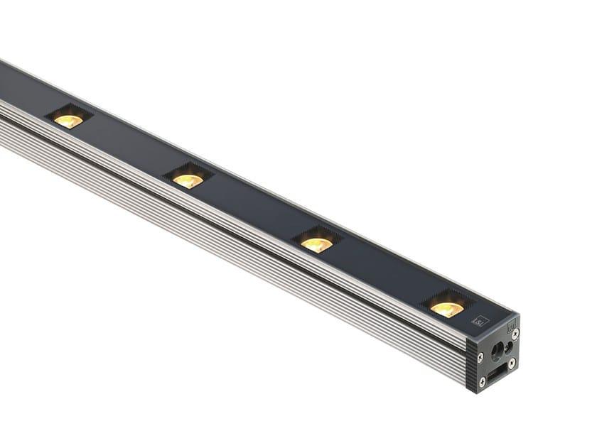Floor built-in LED light bar Neva 6.2 by L&L Luce&Light
