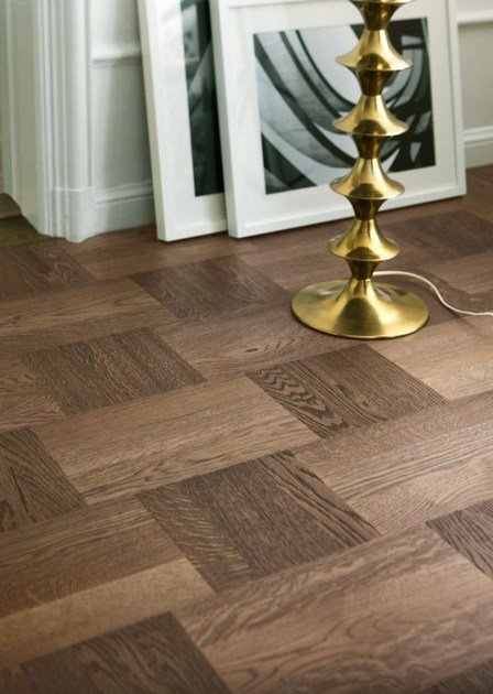 Floating parquet NOBLE by TARKETT