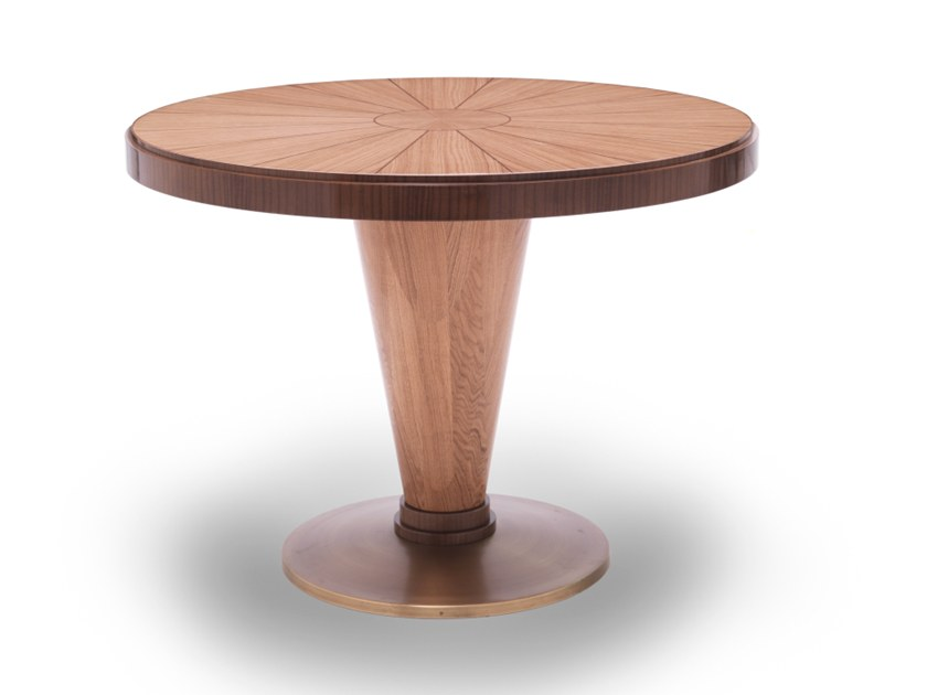 Oak table O 1606 | Table by Annibale Colombo