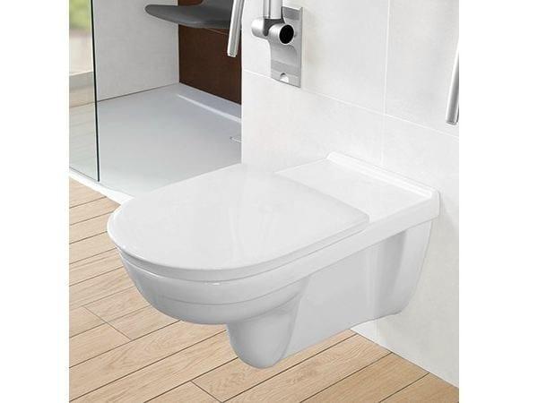 Ceramic toilet O.NOVO VITA by Villeroy & Boch