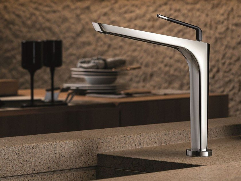 Good Countertop Kitchen Mixer Tap With Swivel Spout Ou0027RAMA KITCHEN | Kitchen  Mixer Tap By