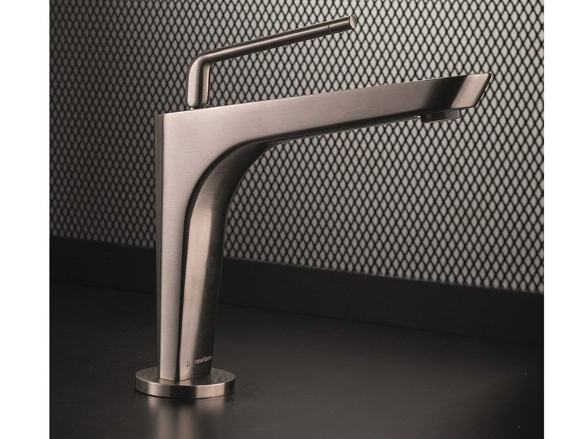 Single handle washbasin mixer O'RAMA | Washbasin mixer by newform