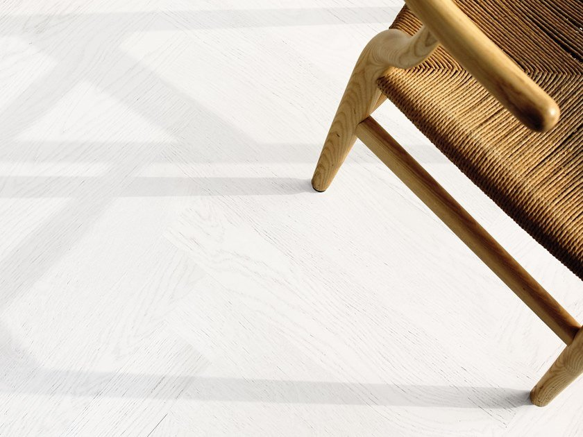 Oak parquet OAK BIANCO ASSOLUTO by Listone Giordano