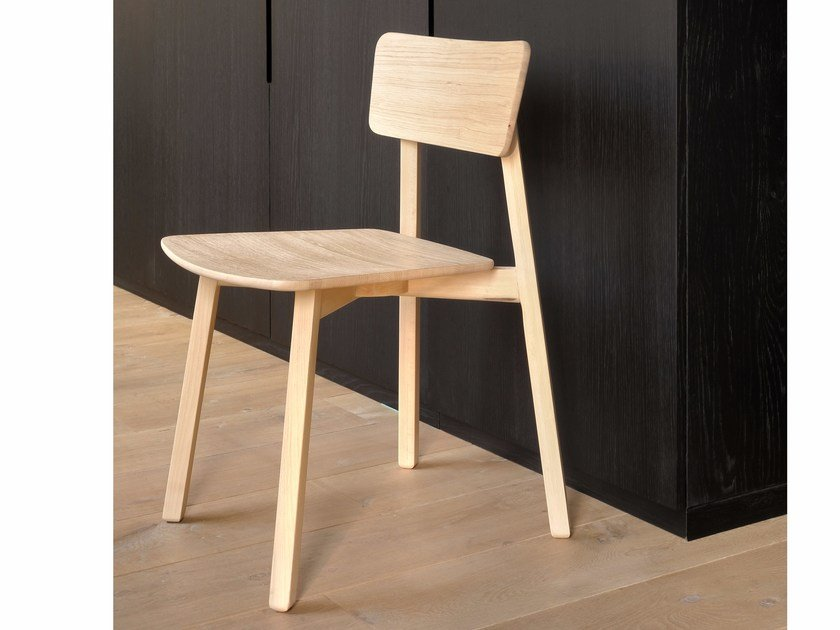Sedia in rovere OAK CASALE CHAIR by Ethnicraft