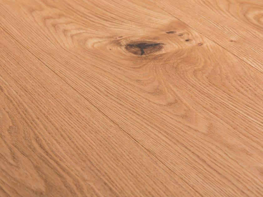 Oak flooring OAK COUNTRY PICCOLINO - NATURAL OIL by mafi