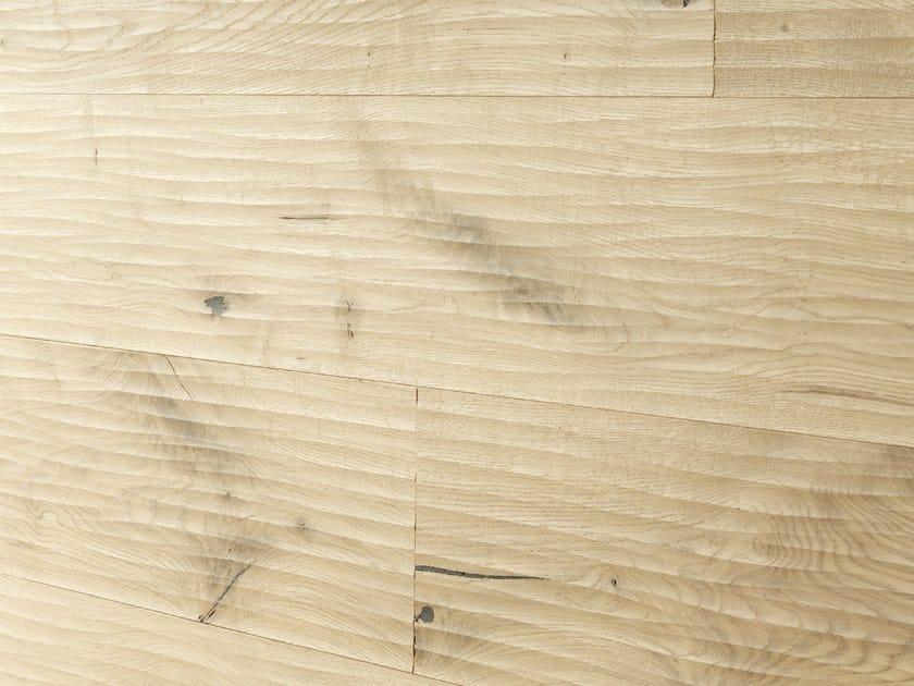 Oak wall/floor tiles OAK COUNTRY RIVA MEZZO - WHITE OIL by mafi