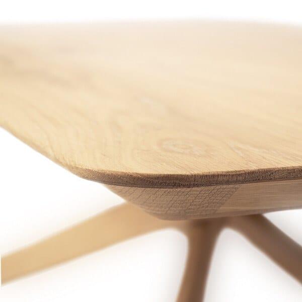 OAK MIKADO | Tavolino rettangolare