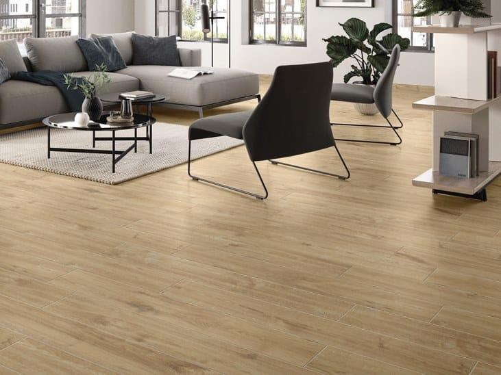 Flooring with wood effect OAK PARK by Villeroy & Boch Fliesen