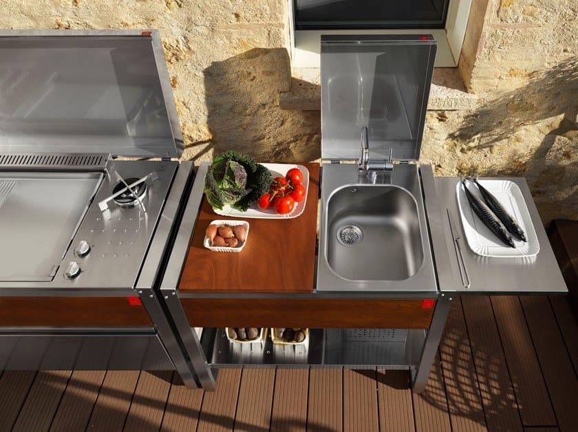 Outdoorküche Gas Japan : Garten gas outdoorküche mit grill oasi kollektion oasi by pla.net