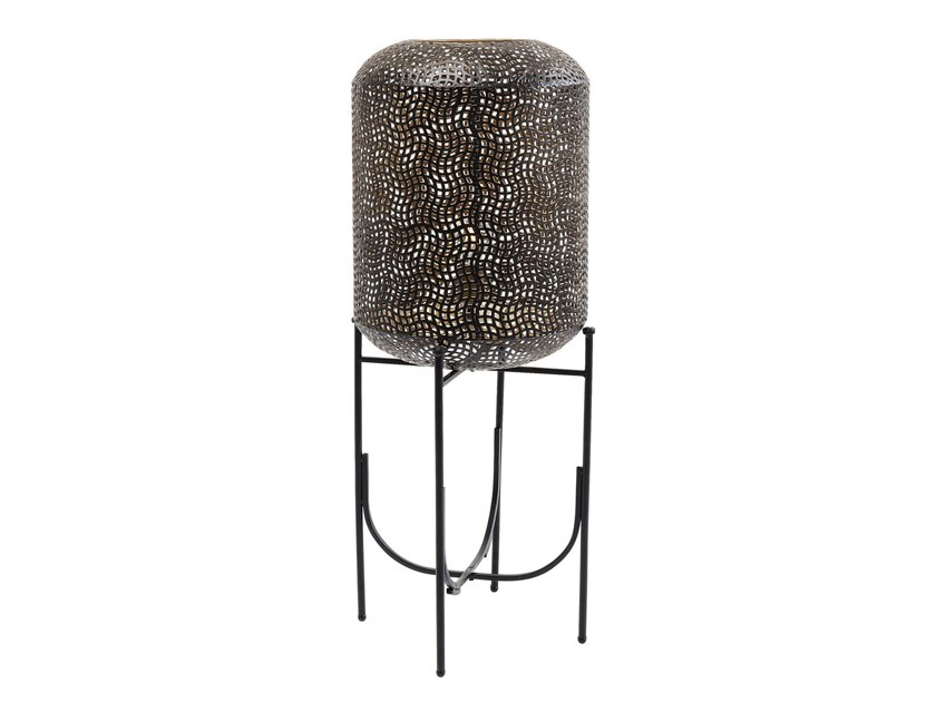 Steel floor lamp OASIS | Floor lamp by KARE-DESIGN