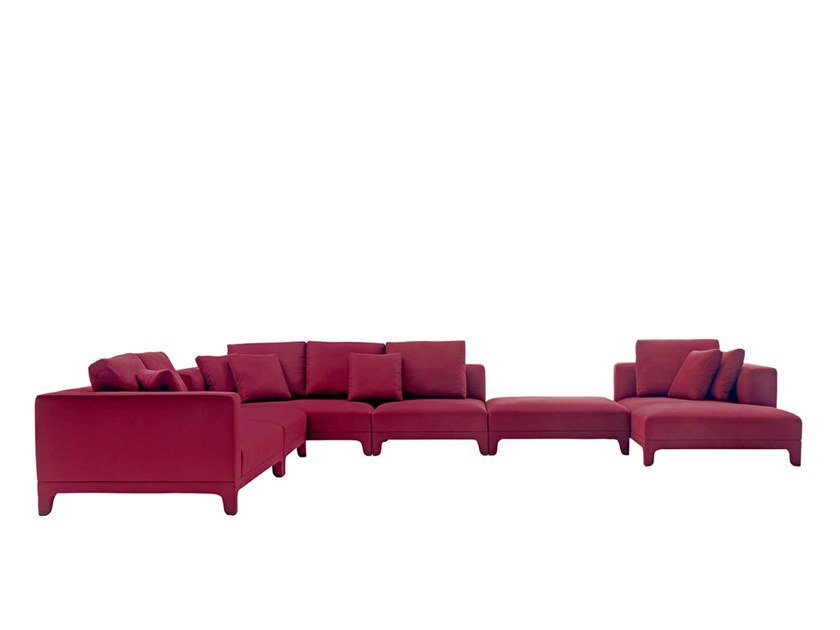 Sectional fabric sofa OASIS | Sectional sofa by HC28